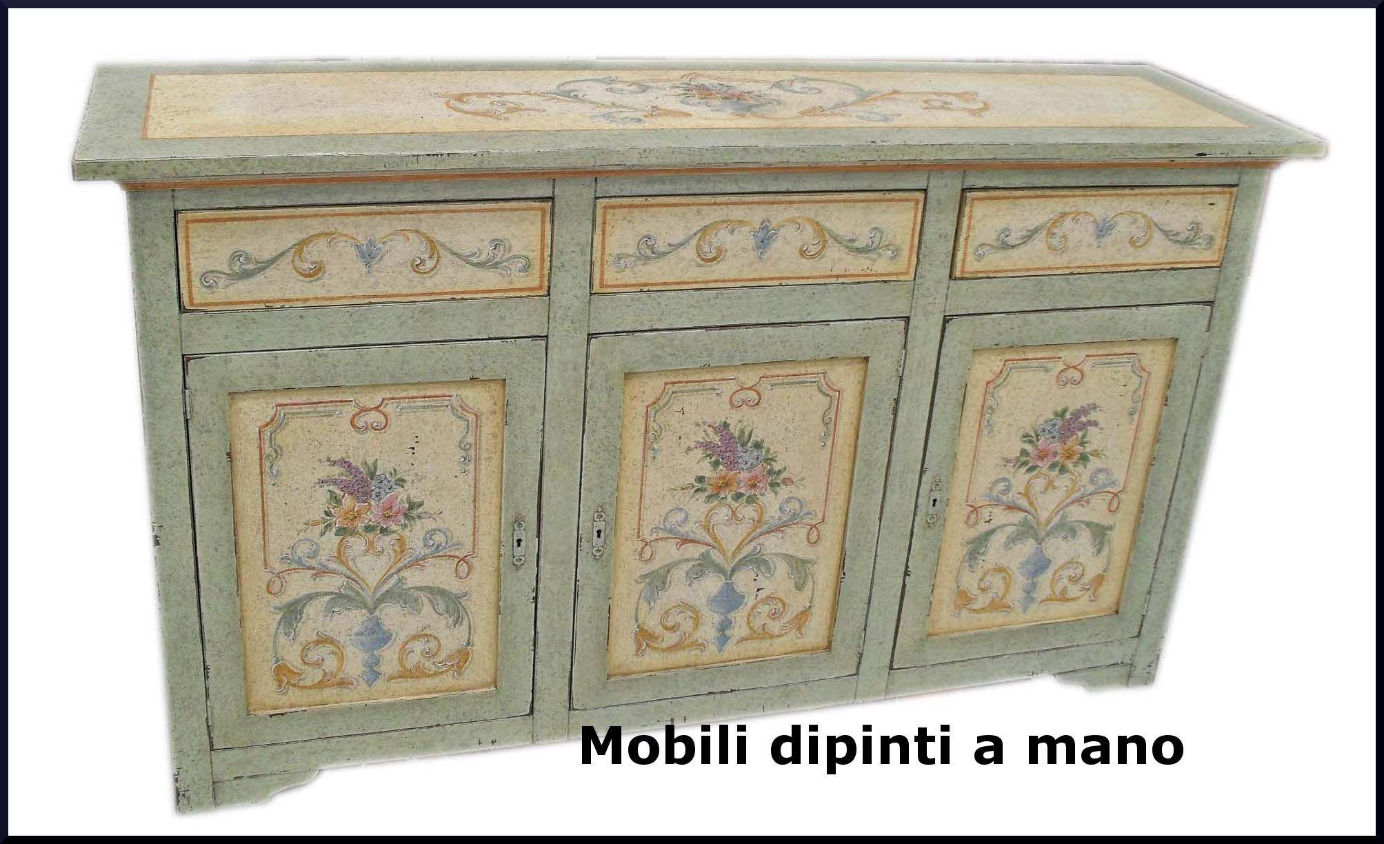Visualizza altre idee su mobili, arredamento, mobili antichi. Pin Su Mobili Dipinti A Mano