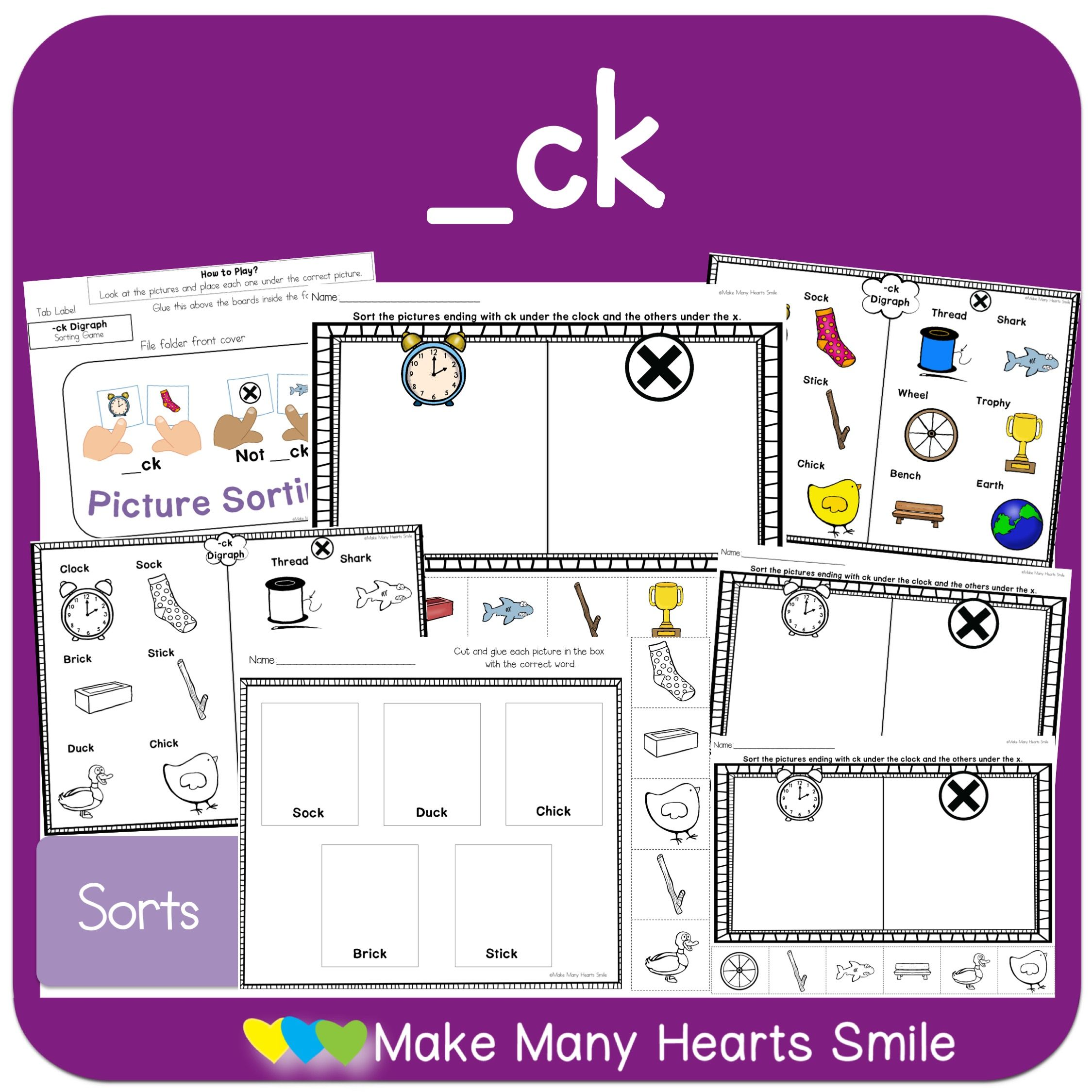 Ending Ck Digraph Sorts Mhs34 In