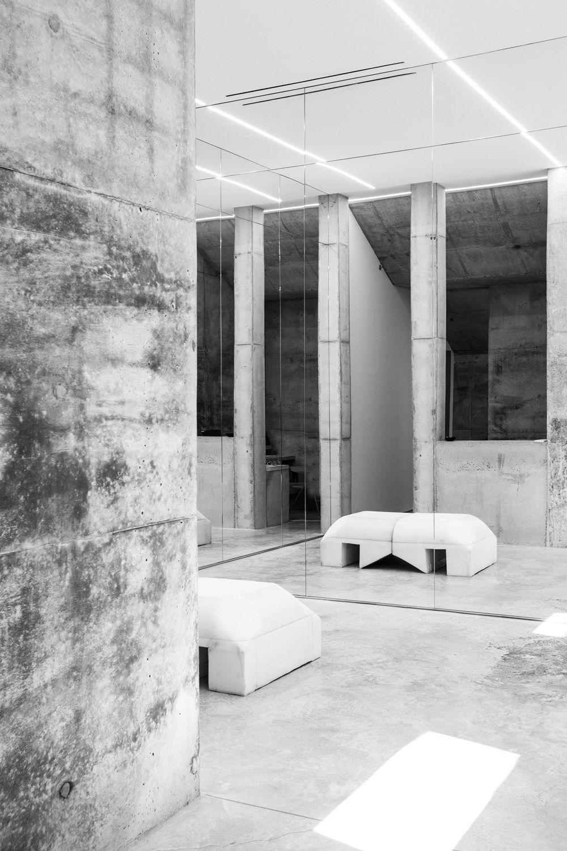 Inside Rick Owens Furniture At Moca Pacific Design Center Design