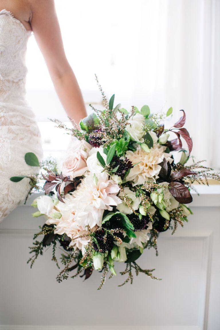 fairmont hotel san francisco - flourish - wedding flowers