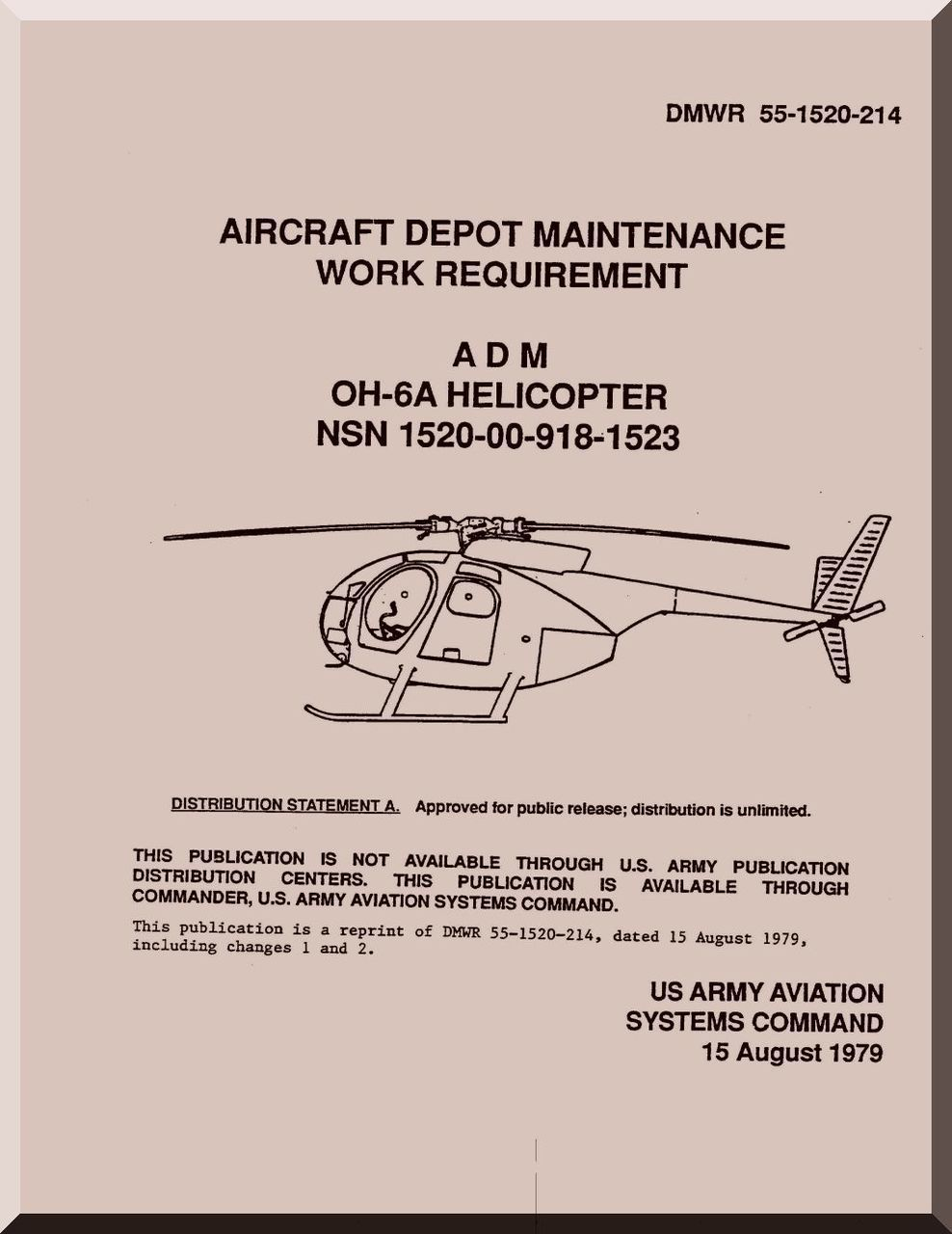 army aviation general maintenance manual