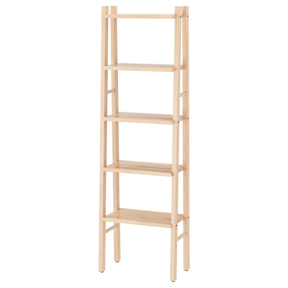 Vilto Birch Shelving Unit 46x150 Cm Ikea In 2020 Shelf Unit Ikea Shelves Ikea