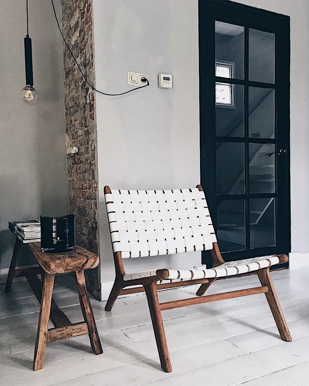 Ushuaia Lounge Stoel.Ibiza Outdoor On Instagram Interior Love Oud Houten Bankje En