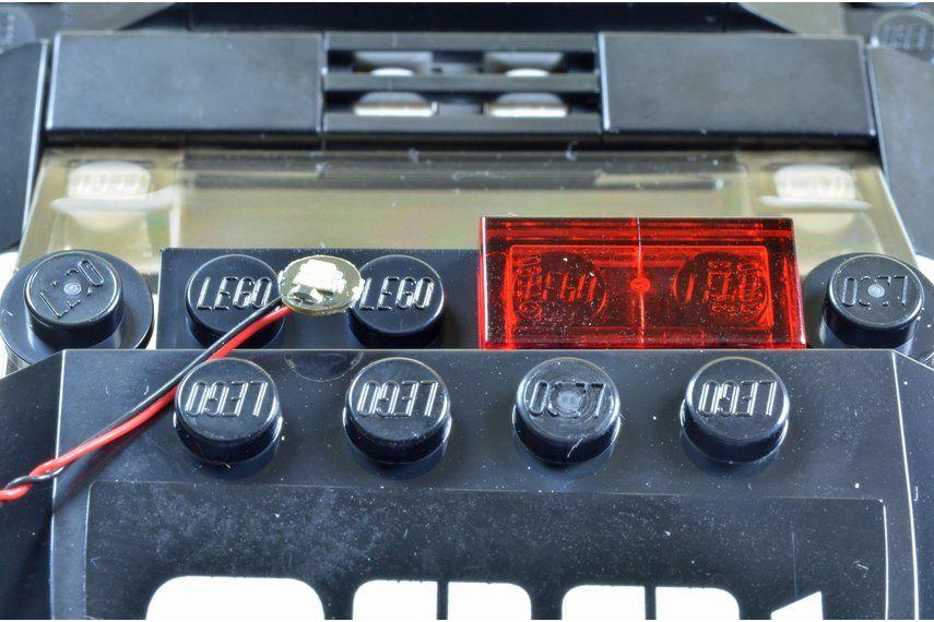 Pico LED Light Board Starter Kit for LEGO® Models by Brickstuff on