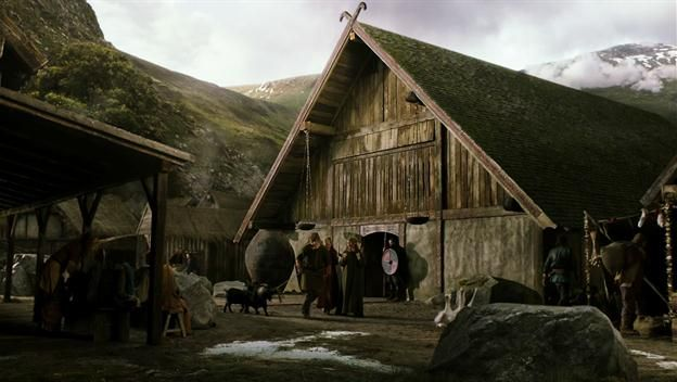 The Vikings on emaze