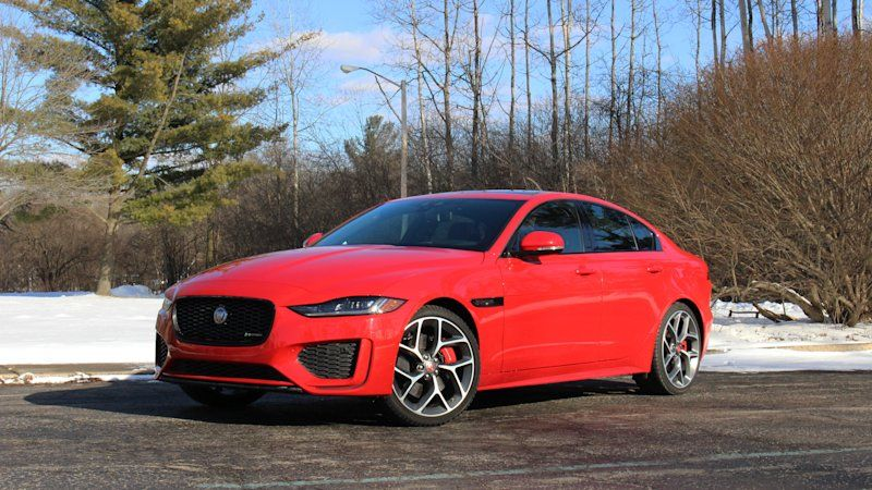 2020 Jaguar Xe P300 R Dynamic S Drivers Notes Jaguar Xe Jaguar Sports Sedan