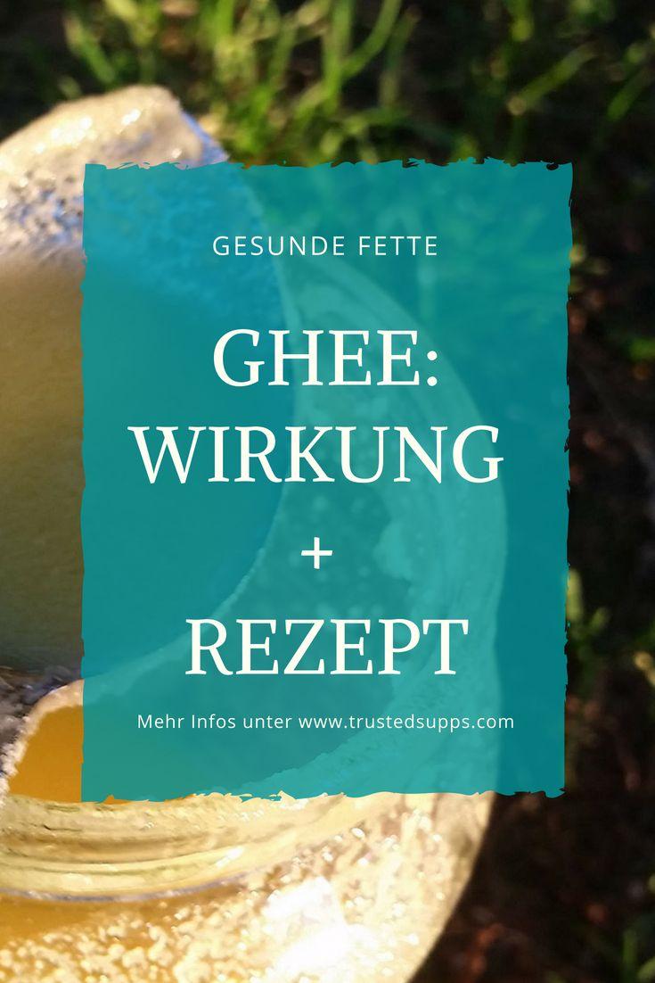 Photo of Ghee: Anwendung und Wirkung