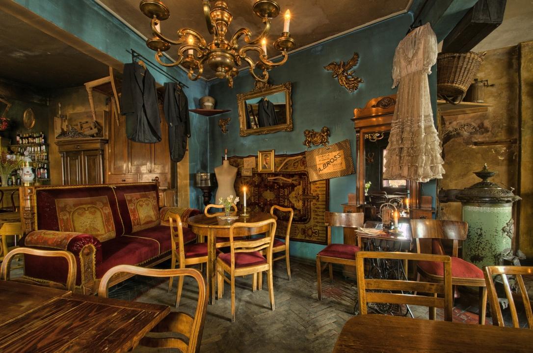 Dawno Temu, restaurant in Poland Krakow