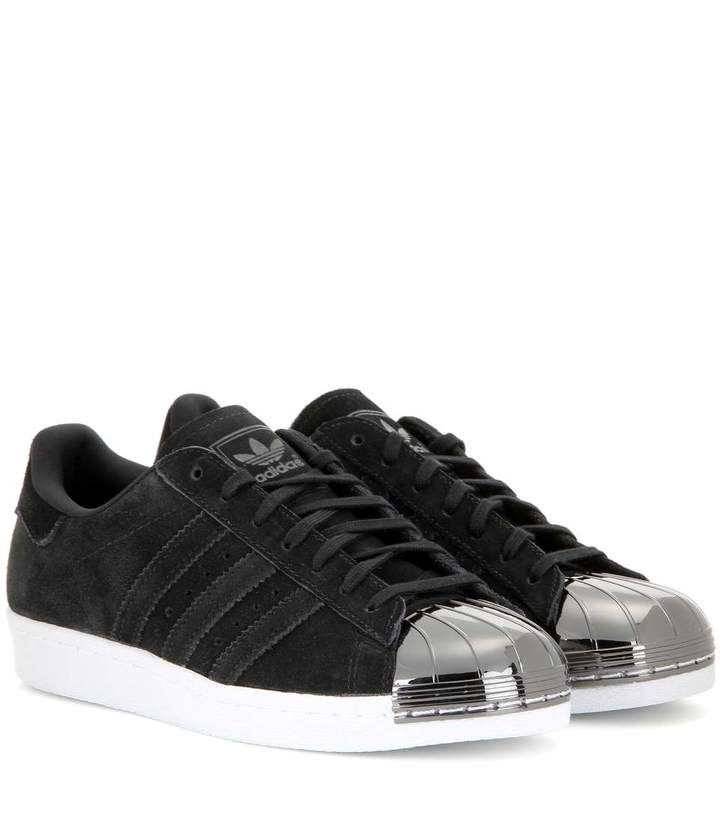 ¡Adidas Superstar 80s metal Toe zapatilla zapatos!único sustento