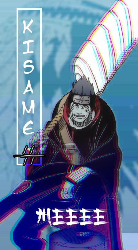 kisame em 2020 Citações de anime, Tela de bloqueio de