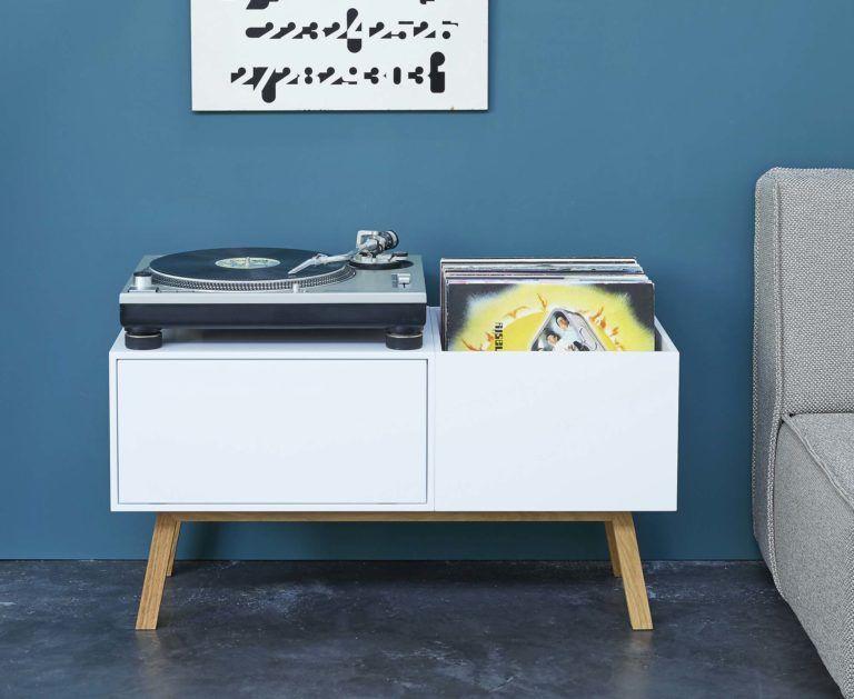 44 Meubles Pour Ranger Des Vinyles Meuble Pour Platine Vinyle Mobilier De Salon Et Meuble Vinyle
