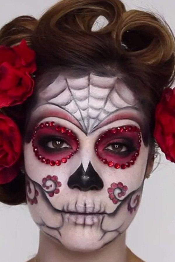 Photo of Mexikanische Totenmaske: Schmink-Tutorial