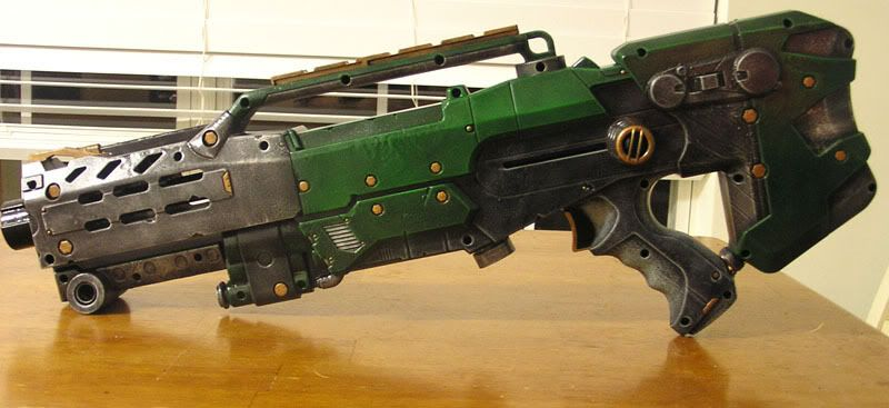 Longshot1 Fifteen Custom Built Recycled Nerf Guns