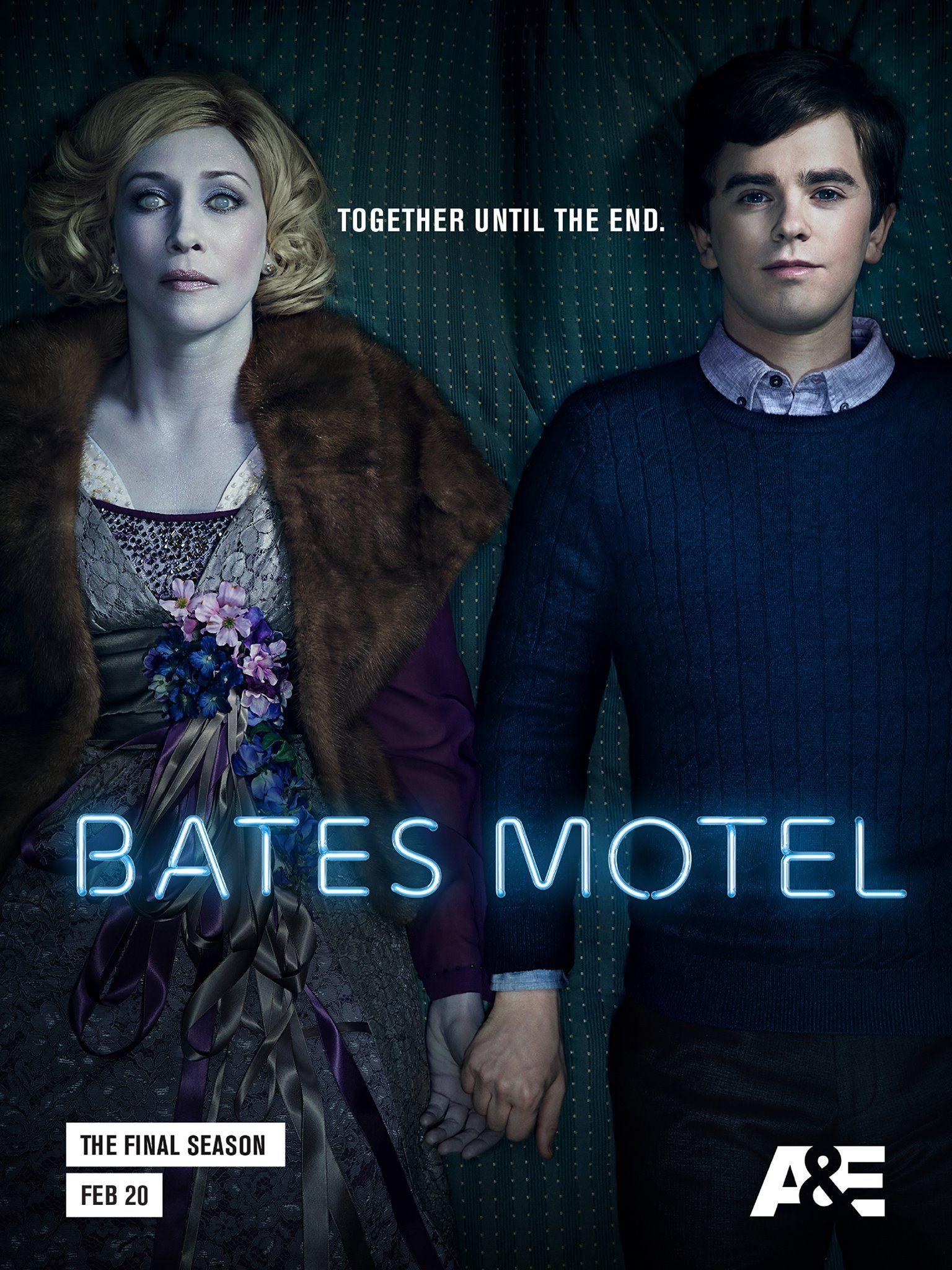 Bates Motel Quinta Temporada [Posters] (con imágenes