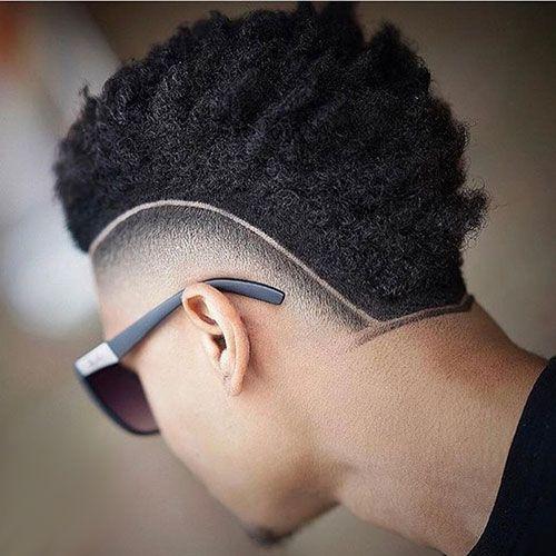 Cortes de cabello hombres barberia 2018
