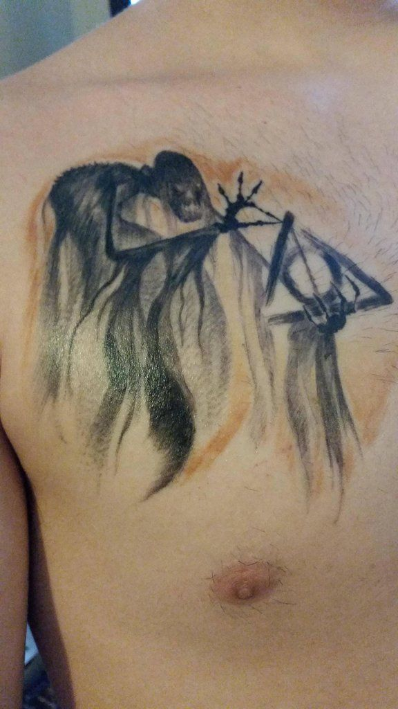 Insanely Magical Harry Potter Tattoos Tiredoctopus Harry Potter Tattoos Tatowierungen Tattoo Designs