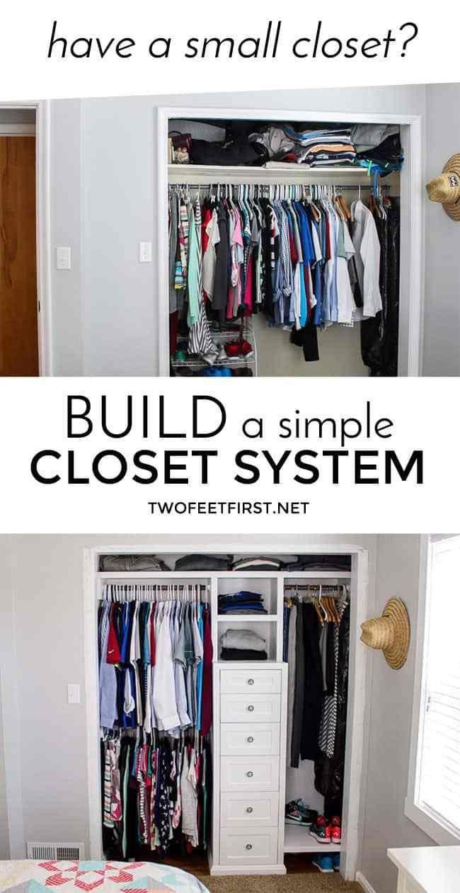 Build a Closet System - Part 3 images