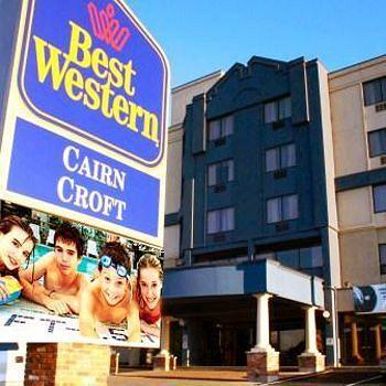 Best Western Plus Cairn Croft Hotel 3.0 Star HotelIn Niagara Falls Niagara Falls, CA$62.71 CAD