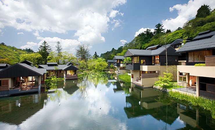 Hoshinoya - Japan