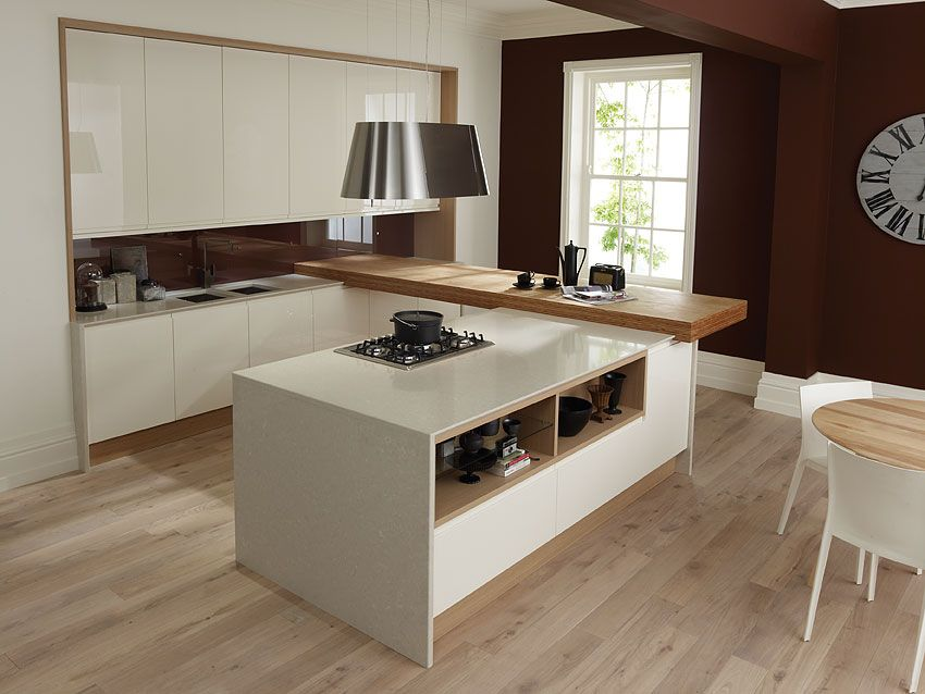 Split Level Kitchen And Living Room   Google Search