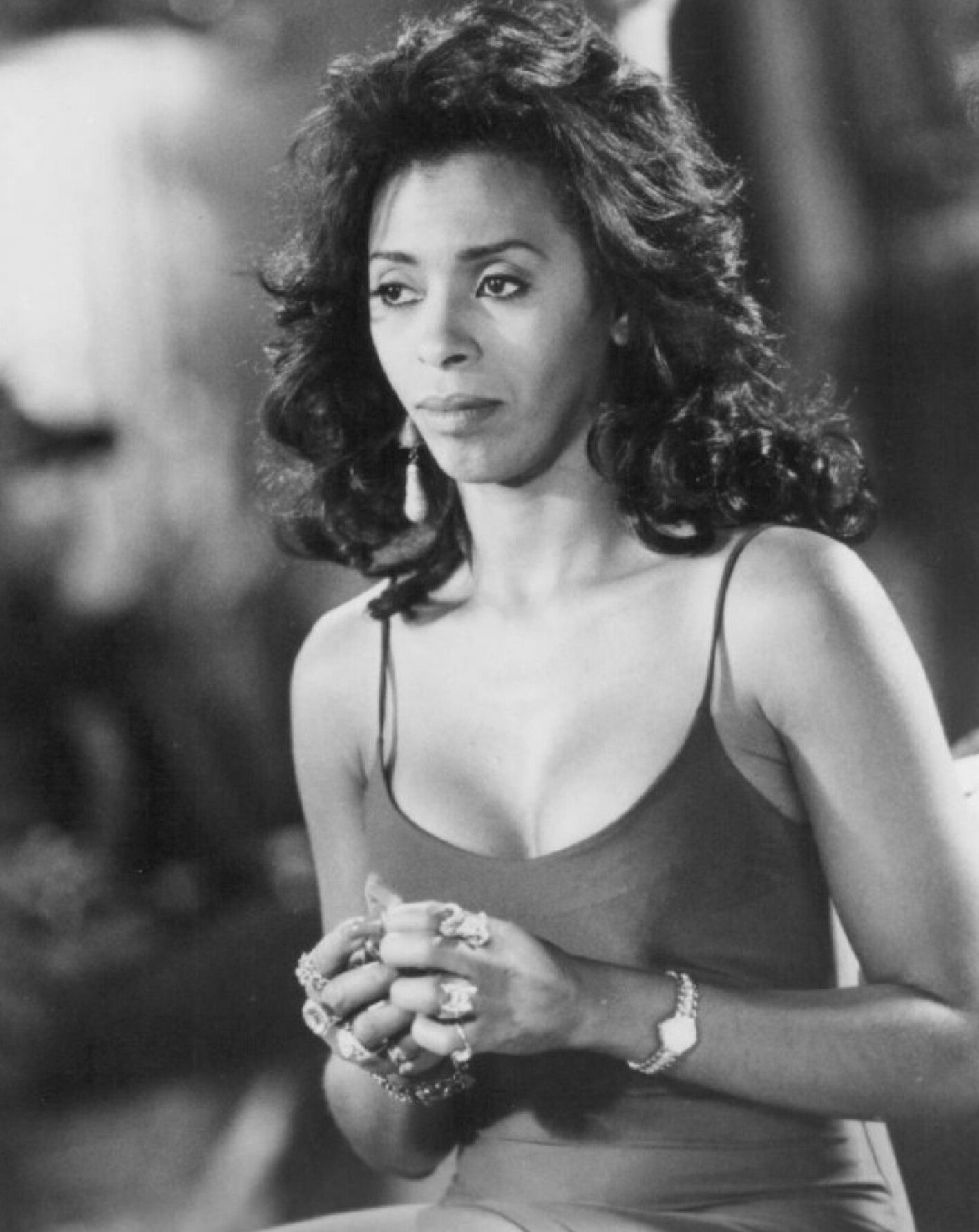 Afton Williamson,Mirella D'Angelo Erotic pictures Clark Johnson,Penni Gray