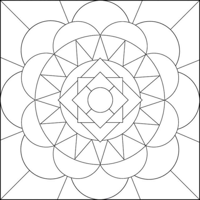 Dibujos Geometricos Para Ninos Fotos Dibujos Disenos Para Ninos
