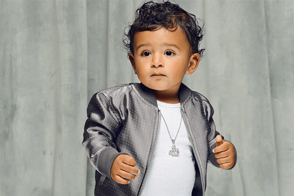 The 3-year old son of father (?) and mother(?) Asahd Tuck Khaled in 2020 photo. Asahd Tuck Khaled earned a million dollar salary - leaving the net worth at million in 2020