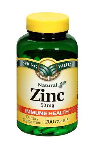 how strong multivitamin zinc