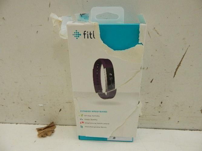 FitBit Personal Fitness Smart Watch 536867 O16  | eBay