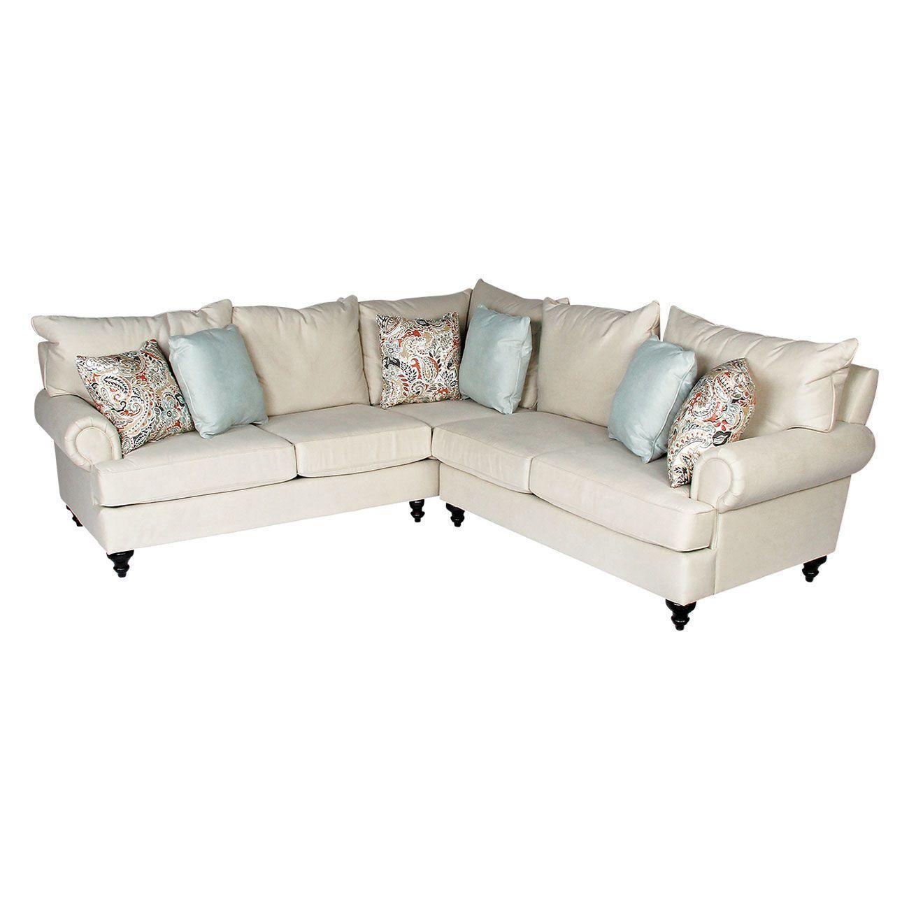 Sofa Outlet Paisley Shop The Rosalie 2 Piece Sectional At Woodstock Furniture