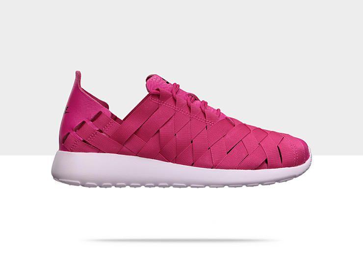 e83d6f240d01 Nike Roshe Run Woven Womens Shoe