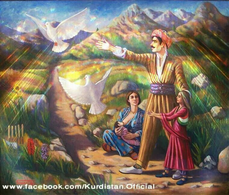 Pin By Yasa Hasanpour On History Of Kurdestan: Kurdish Art