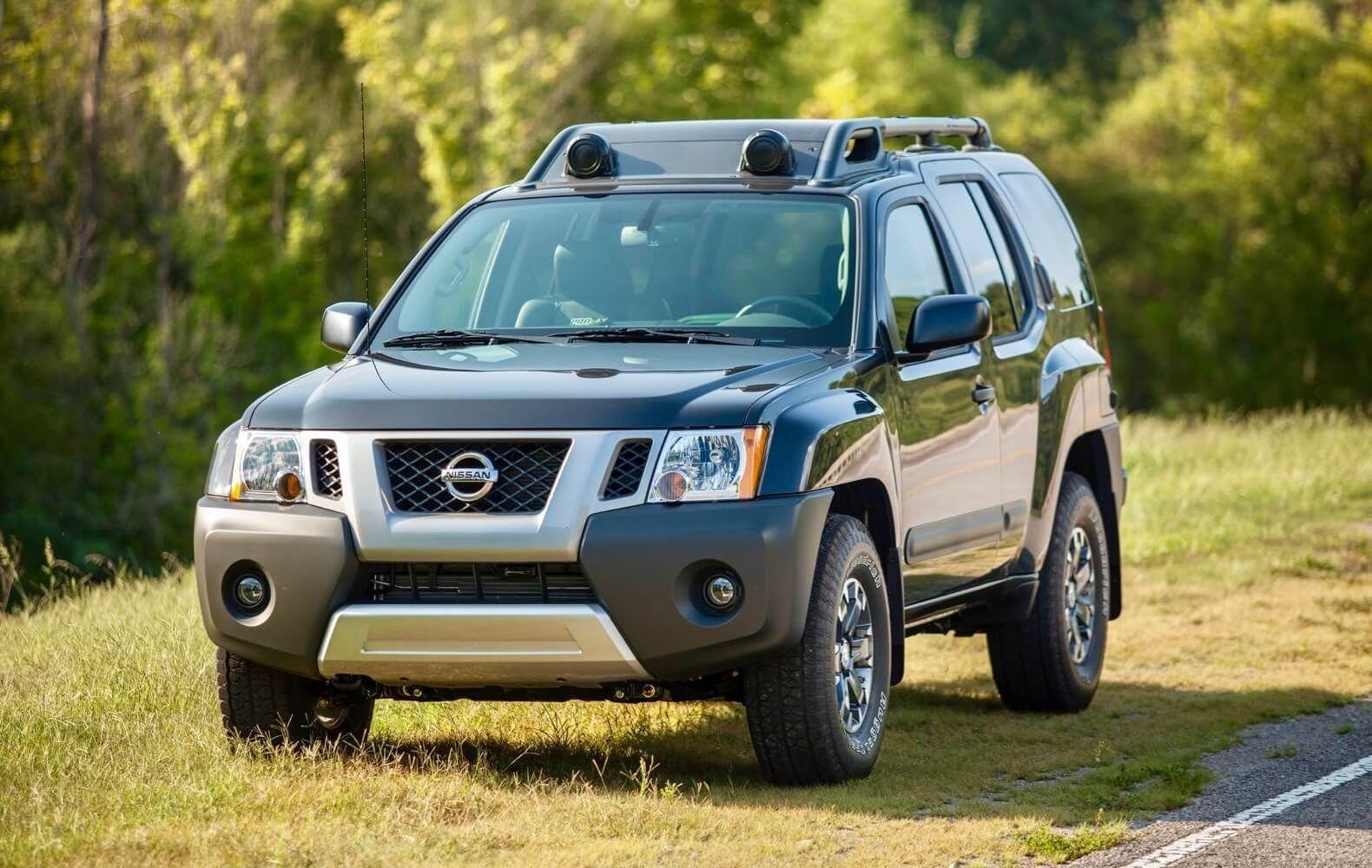 2020 Nissan Xterra Picture