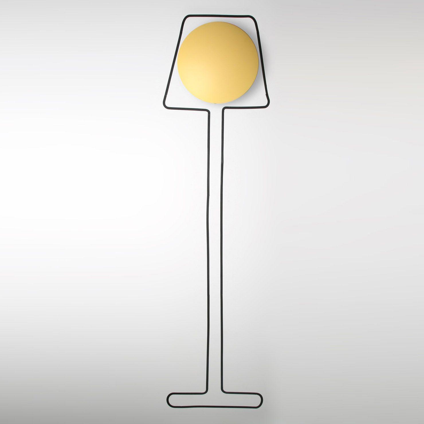 Street - Applique trompe-l'œil [Lampe] | ACHICA