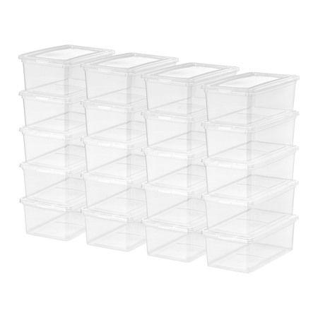 Home In 2019 Shoe Box Storage Plastic Box Storage Storage Boxes With Lids