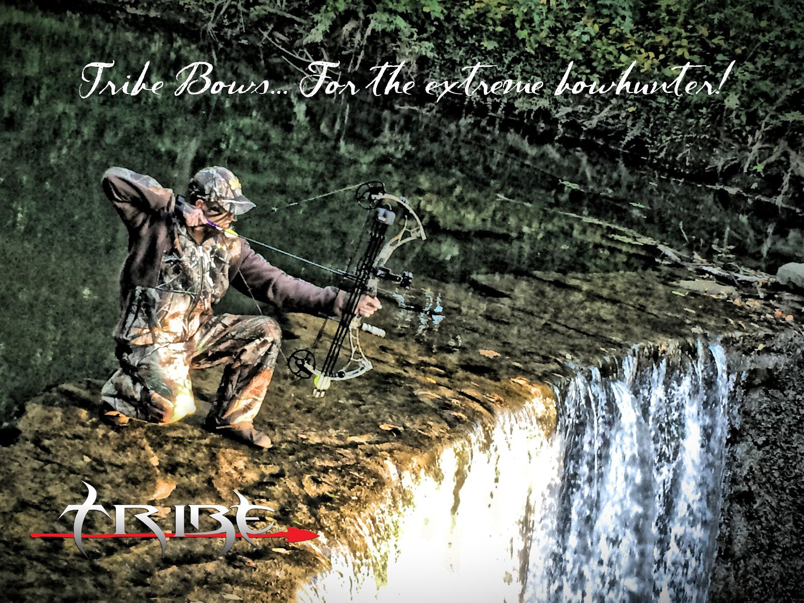 Tribe Compounds are the Extreme! #huntingbows #bowhunting