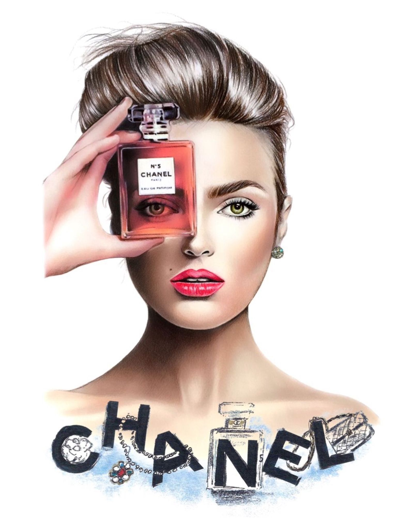 Epingle Par Lorena Nkotb Sur Imagenes Copadas En 2020 Avec Images Dessin De Mode Mode Chanel Dessin De Fille