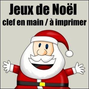Noël Enfants : bricolages, jeux, coloriages, etc... #odyssÉe