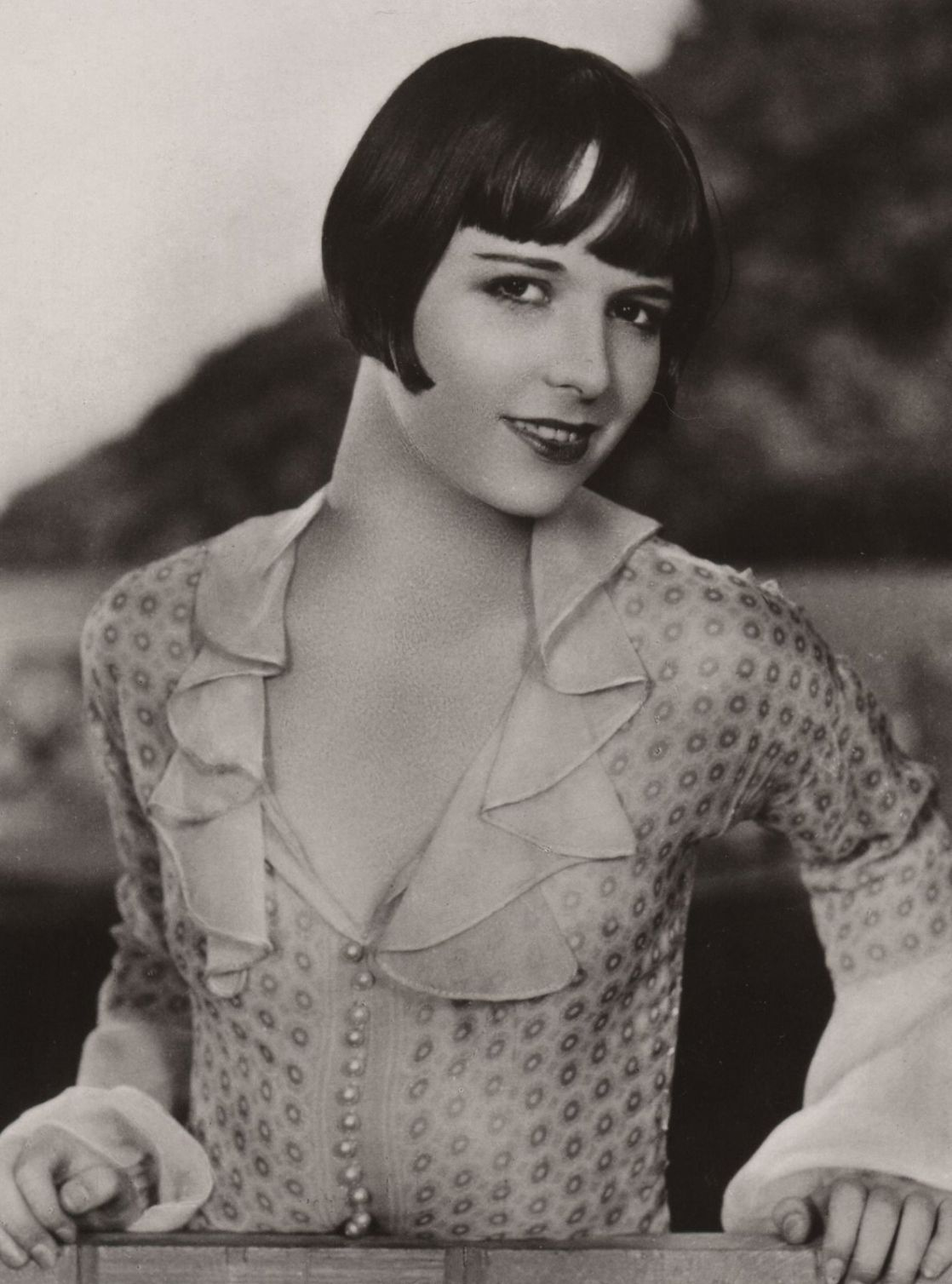 Coiffure D'antan Basecles Louise Brooks Vintage Beauty Pinterest Louise Brooks