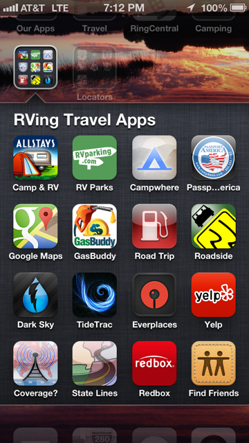 Iphone Ipad App Essentials For Rv Travel  Of Our Favorite Mobile Apps That Help Enable Our Full Time Rv Travels