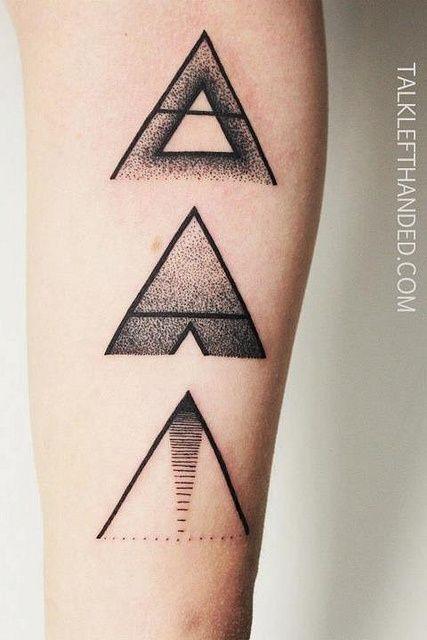 triangle trójkąt geometria