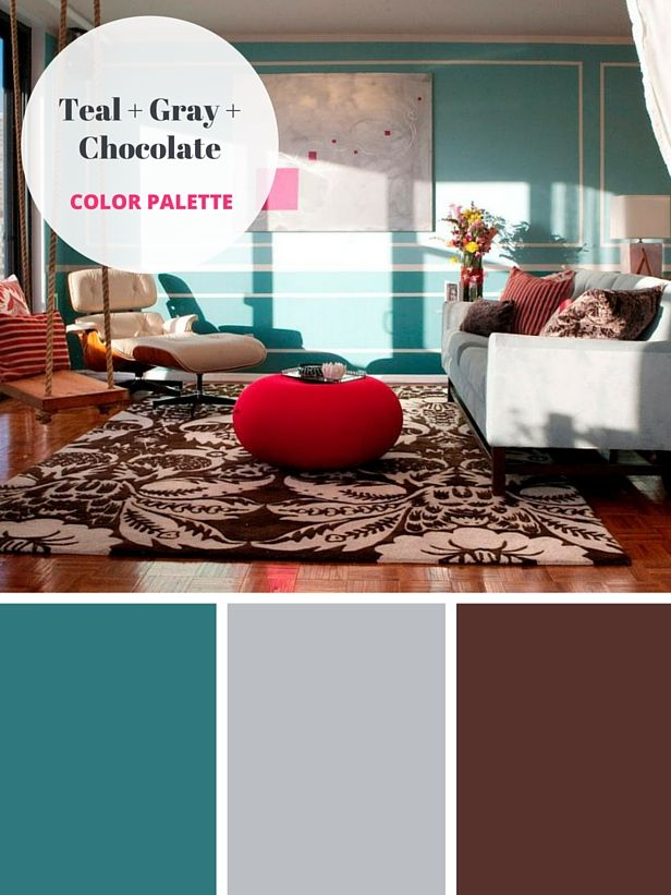 8 refreshing color combos we 39 re absolutely loving right now i heart hgtv blog paint colors. Black Bedroom Furniture Sets. Home Design Ideas