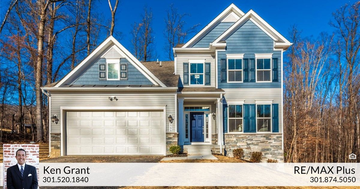 Ken Grant Of Re Max Plus Just Listed 7796 Old Receiver Road Frederick Md 21702 Brand New And Ready To M Wood Burning Fireplace Open Space Living House Styles