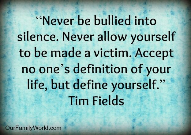 Pin By Be Strong On O O Stop Think O O Bullying Quotes Self Awareness Quotes Awareness Quotes