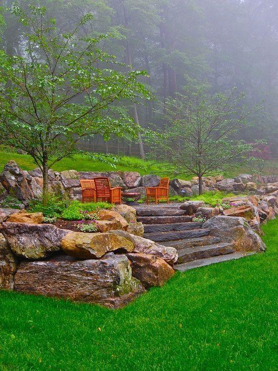 Pin by Ell Schwartz on Landscaping Ideas | Cozy backyard ...