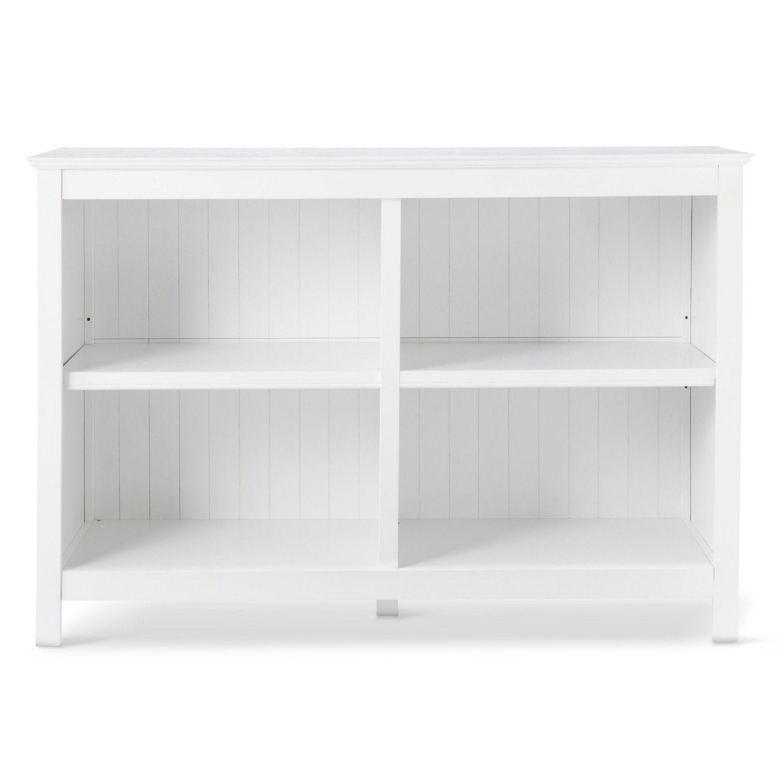 Stafford Horizontal Bookcase 132 99 Target