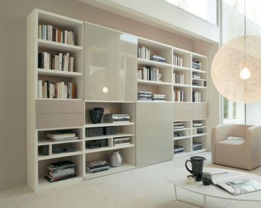 librerie bel colore | Danim | Pinterest | Tv stands, Living rooms ...