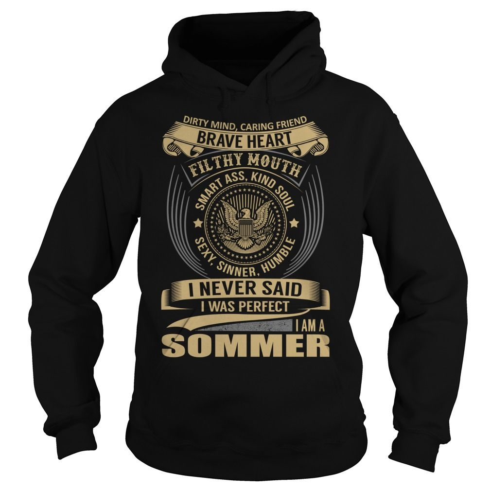 SOMMER Last Name, Surname T-Shirt