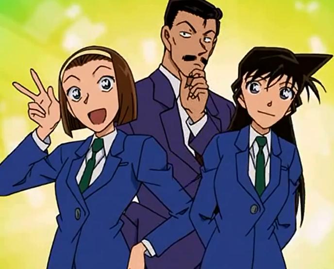 from the opening try again by mai kuraki detective conan conan detective