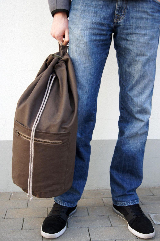 11854e79096 Fashion Gym Bag Man - Math Action